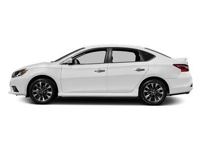 New 2017 Nissan Sentra S CVT Sedan