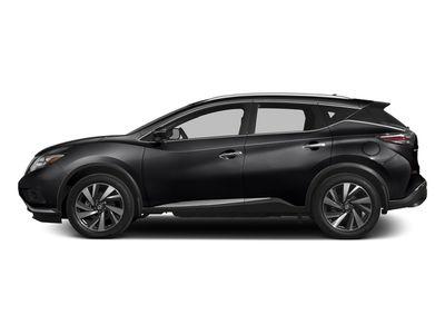 New 2017 Nissan Murano 2017.5 AWD Platinum SUV