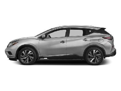 New 2017 Nissan Murano 2017.5 AWD SL SUV