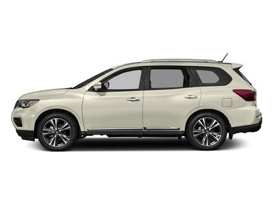 2017 Nissan Pathfinder FWD Platinum W/ Family Entertainment PKG