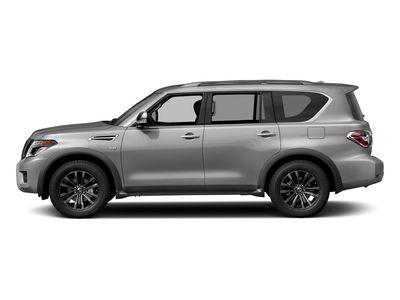 New 2017 Nissan Armada 4x4 Platinum SUV