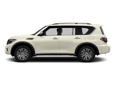 New 2017 Nissan Armada