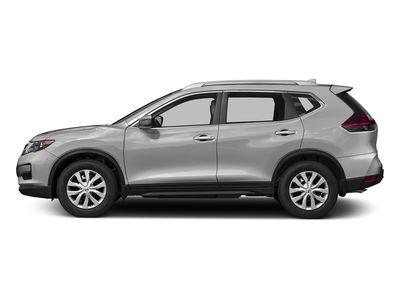 New 2017 Nissan Rogue 2017.5 AWD SV SUV