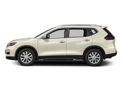 2017 Nissan Rogue 2017.5 FWD S SUV