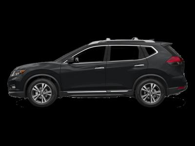 New 2017 Nissan Rogue