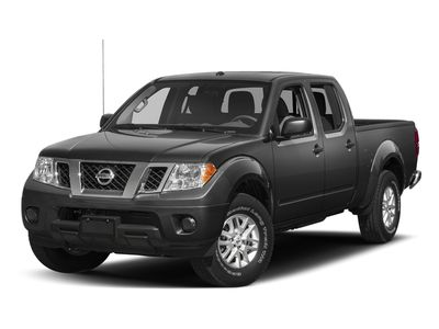 2017 Nissan Frontier Crew Cab 4x2 SV V6 Auto Value Package - Click to see full-size photo viewer