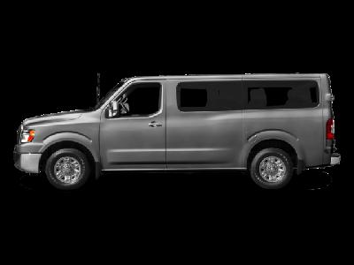 New 2017 Nissan NV Passenger