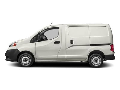 2017 Nissan NV200 Compact Cargo S 2.0L CVT Van