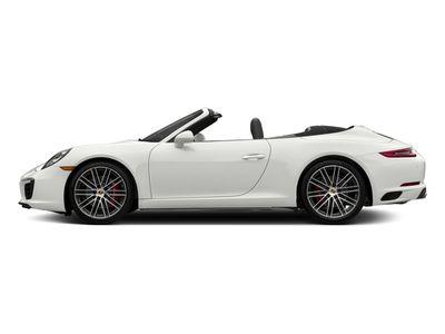 2017 Porsche 911 GTS Convertible