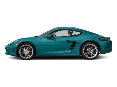 2017 Porsche 718 Cayman S Coupe