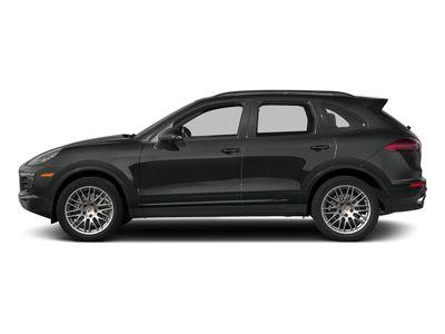 2017 Porsche Cayenne Platinum Edition AWD SUV