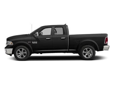 "2017 Ram 1500 Laramie 4x4 Quad Cab 6'4"" Box Truck"