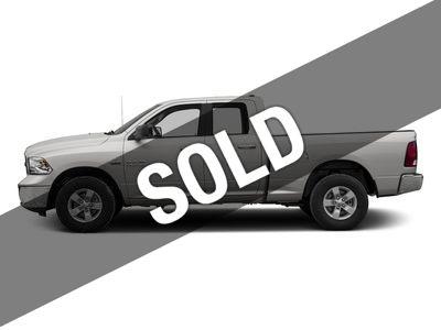"""2017 Ram 1500 SLT 4x2 Quad Cab 6'4"""" Box"""
