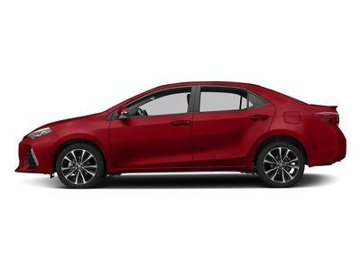 2017 Toyota Corolla SE CVT Automatic