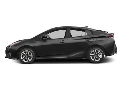 New 2017 Toyota Prius Three Touring Sedan