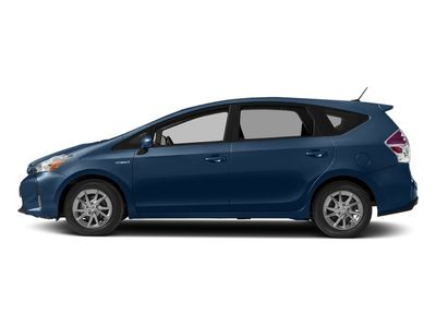 New 2017 Toyota Prius v Four Sedan