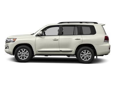 2017 Toyota Land Cruiser 4WD SUV