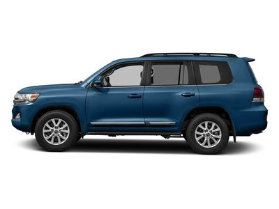 New 2017 Toyota Land Cruiser 4WD SUV