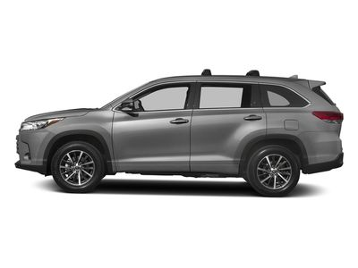 New 2017 Toyota Highlander XLE V6 AWD SUV
