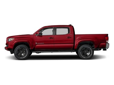 New 2017 Toyota Tacoma SR5 Double Cab 6' Bed V6 4x4 Automatic Truck