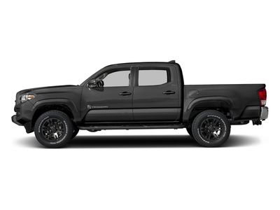 New 2017 Toyota Tacoma SR5 Double Cab 5' Bed V6 4x4 Automatic Truck