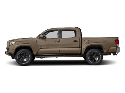 2017 Toyota Tacoma SR5 Double Cab 6' Bed V6 4x4 Automatic Truck