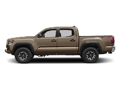 2017 Toyota Tacoma TRD Off Road Double Cab 5' Bed V6 4x4 Automatic