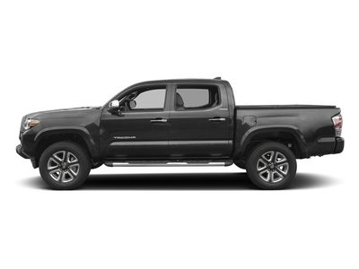 New 2017 Toyota Tacoma Limited Double Cab 5' Bed V6 4x4 Automatic Truck