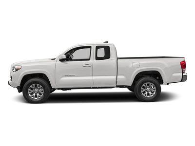 New 2017 Toyota Tacoma SR5 Access Cab 6' Bed I4 4x4 Automatic Truck