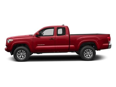 New 2017 Toyota Tacoma SR5 Access Cab 6' Bed V6 4x4 Automatic Truck