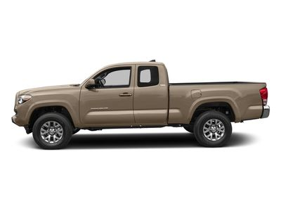 New 2017 Toyota Tacoma SR5 Access Cab 6' Bed I4 4x4 Automatic Truck