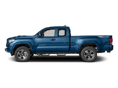 New 2017 Toyota Tacoma TRD Sport Access Cab 6' Bed V6 4x4 MT Truck