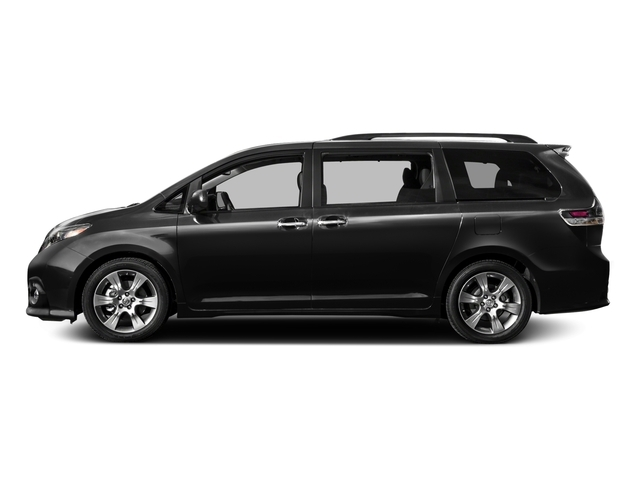 On All NEW 2017 Toyota Sienna Models