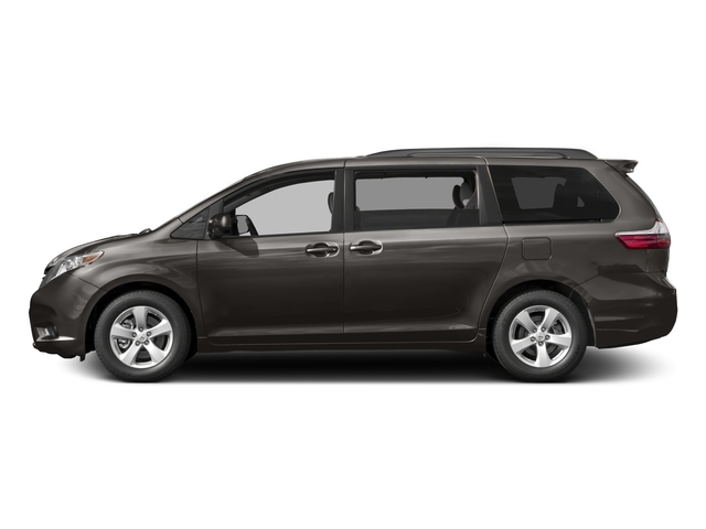 NEW 2017 TOYOTA SIENNA LE FWD