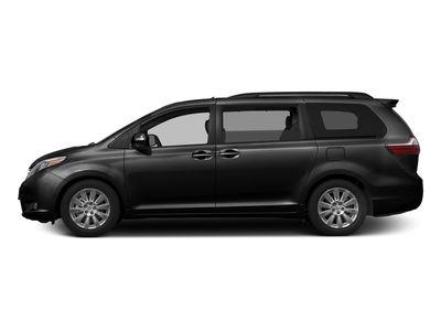 New 2017 Toyota Sienna XLE AWD 7-Passenger Van