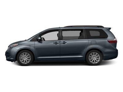 New 2017 Toyota Sienna XLE FWD 8-Passenger Van