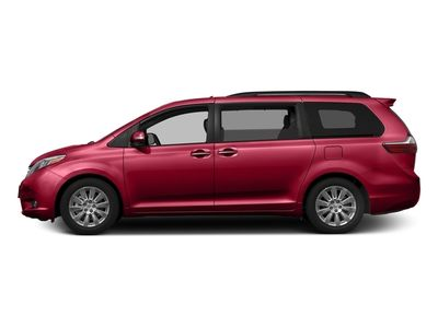 2017 Toyota Sienna XLE Automatic Access Seat FWD 7-Passenger Van