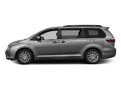 2017 Toyota Sienna XLE AWD 7-Passenger Van