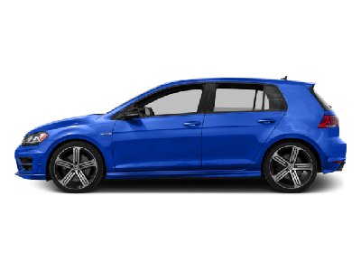 New 2017 Volkswagen Golf R