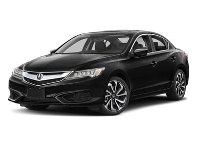 2018 Acura ILX Special Edition - Click to see full-size photo viewer