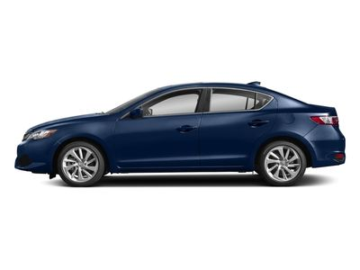 New 2018 Acura ILX Sedan w/Technology Plus Pkg