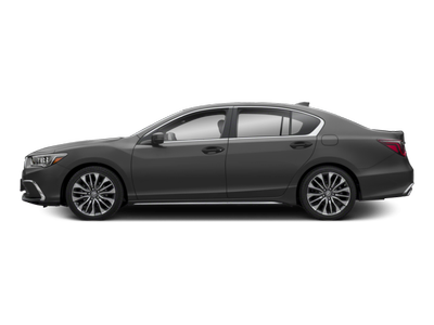 New 2018 Acura RLX