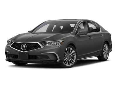 2018 Acura RLX Sedan w/Technology Pkg - Click to see full-size photo viewer