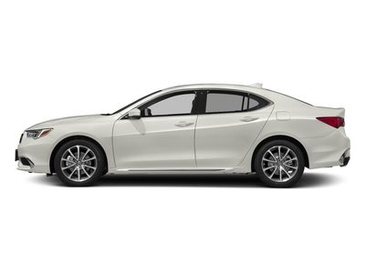 New 2018 Acura TLX 3.5L V6 SH-AWD w/Technology Package Sedan