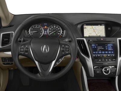 2018 Acura TLX 3.5L V6 SH-AWD w/Technology Package - Click to see full-size photo viewer