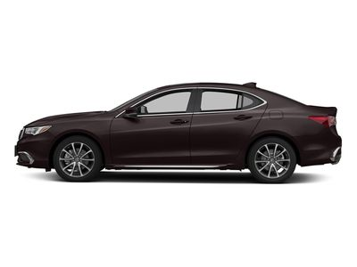 New 2018 Acura TLX 3.5L V6 w/Technology Package Sedan