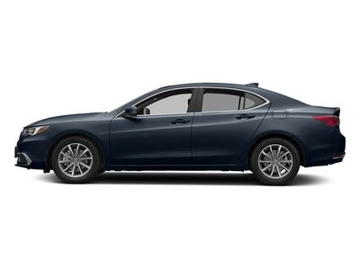 New 2018 Acura TLX FWD Sedan
