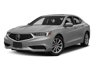 2018 Acura TLX FWD - Click to see full-size photo viewer