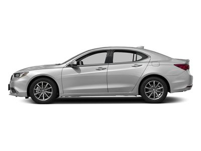New 2018 Acura TLX 2.4L w/Technology Package Sedan