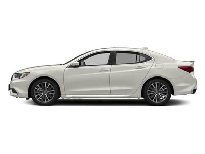 New 2018 Acura TLX 3.5L V6 w/Advance Package Sedan